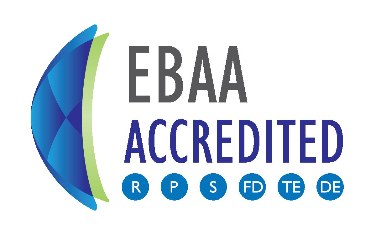 EBAA Accredidation Logo
